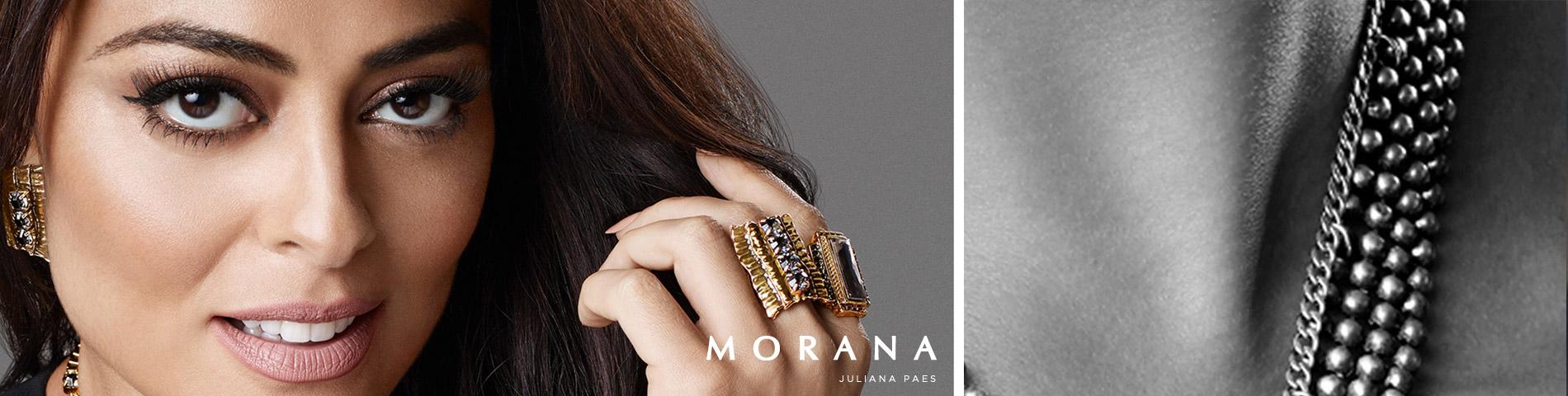 Campanha Morana - Juliana Paes